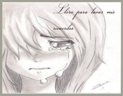 imagenes tristes a lapiz mira 5 hermosos dibujos de despecho tristes de anime a l 225 piz