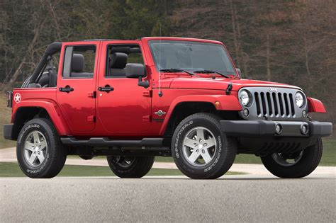 Best Year For Jeep Wrangler 20 Best Selling Suvs Of The Year Photo Gallery Motor Trend