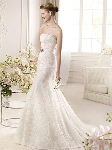 imagenes vestidos de novia con encaje galer 237 a categor 237 a sirena imagen vestido de novia en