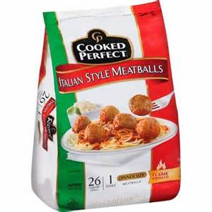 bj s wholesale cooked perfect frozen italian style meatballs 68 oz bj