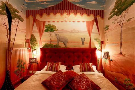 themen zimmer park hotel bad salzig - Afrikanische Themenzimmer