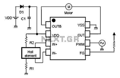 bldc motor wiring diagram electric bike controller circuit