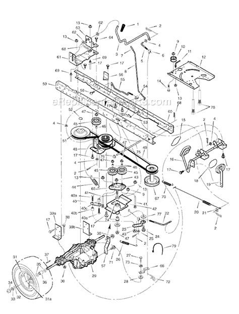 replacement horns engine diagram and wiring diagram