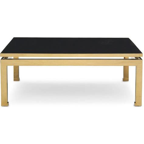 top 25 ideas about black and gold coffee tables on