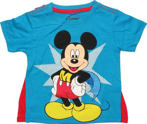 Mickey Mouse Shirt mickey mouse mickey caped toddler t shirt