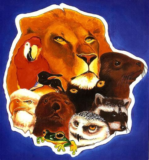 painting of zoo animals zoo painting by raphael jose sanabria