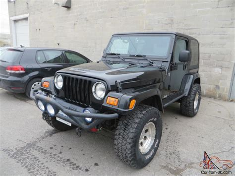 Jeep Wrangler Rocky Mountain Edition Jeep Wrangler Wrangler Tj Rocky Mountain Edition