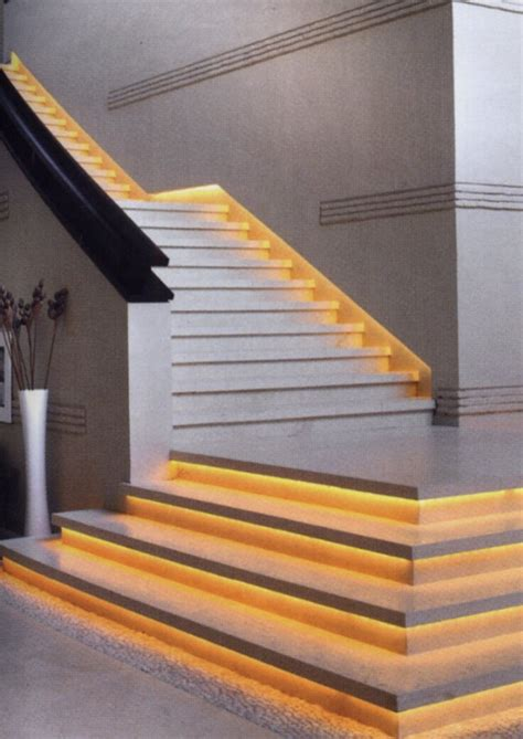 led stair lights 24 lights for stairways ideas for your home decor inspiration