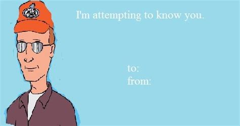 king of the hill valentines cards 153 best images about king of the hill on