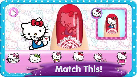 app shopper  kitty nail salon entertainment