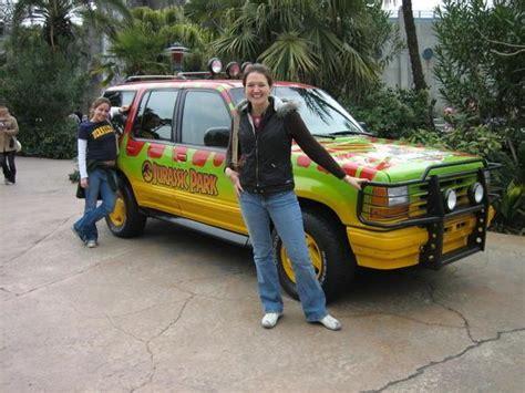 jurassic park car jurassic park car photo