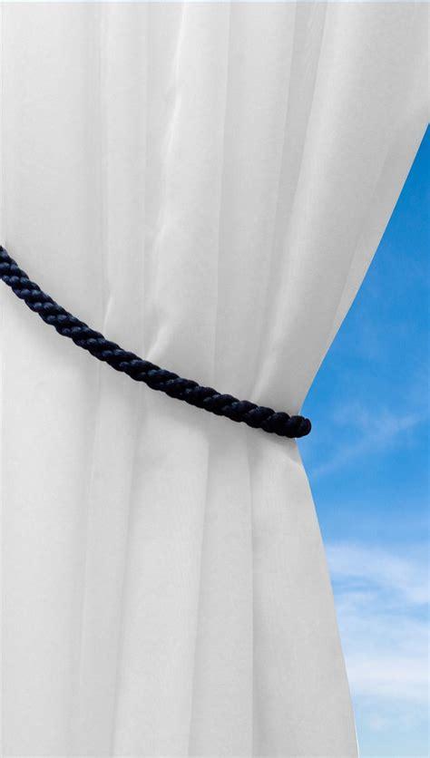 black curtain tie backs luxury woven tie back pairs pair of curtain tie backs