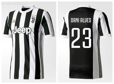 Jersey Juventus Away Patch Serie A 2017 2018 Grade Ori juventus 2017 18 adidas home kit football fashion org