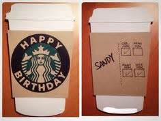birthday card beautiful colection starbucks birthday card starbucks birthday card happy