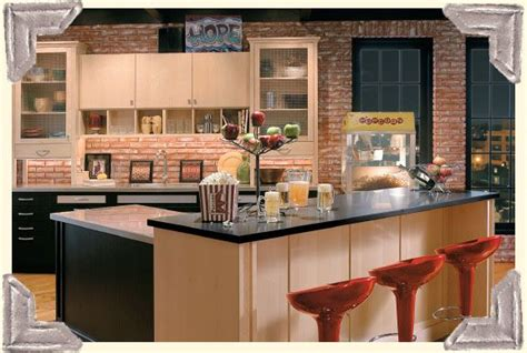 new york loft kitchen design 27 best create the look images on wood mode