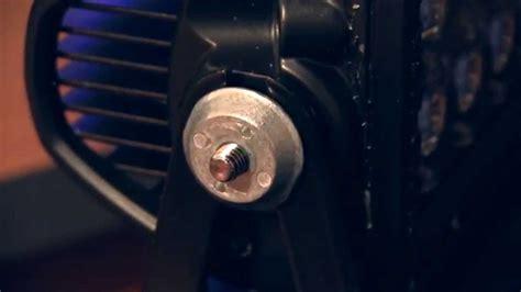 Sr E Series Led Light Bar Anti Theft Kit Snake Racing