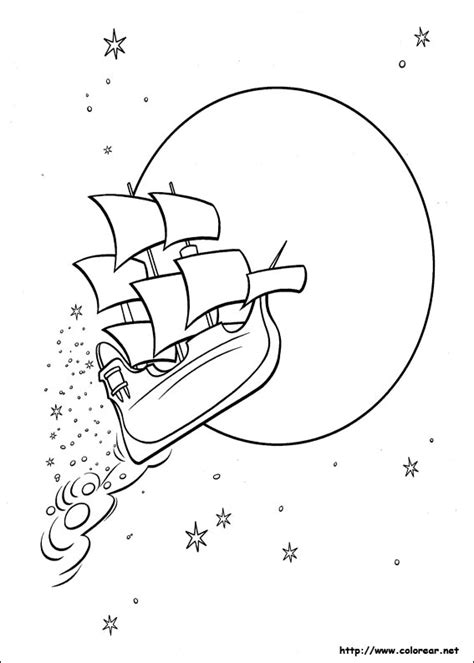 Pan Outline For L by Dibujos Para Colorear De Pan