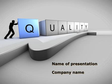 free powerpoint templates for quality control quality assurance powerpoint templates and backgrounds for