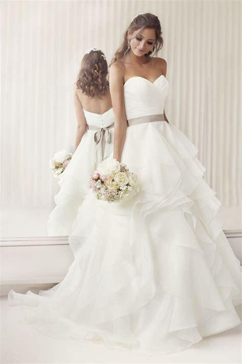 imagenes de vestidos de novia tendencia 2015 fotos de vestidos de novia elegantes para el 2015 2016