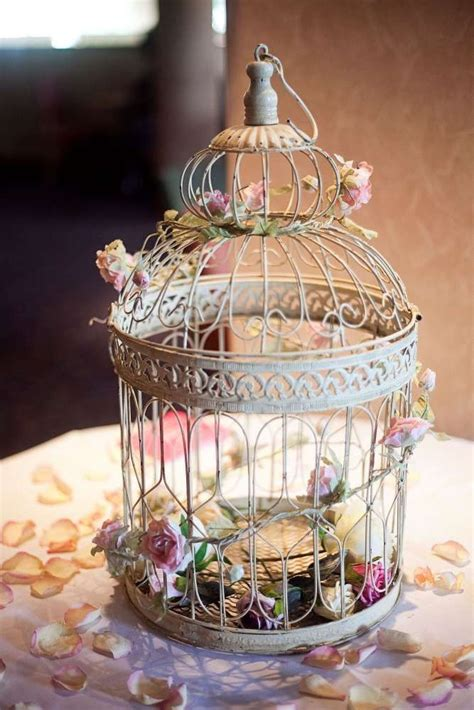 Pinterest Discover And Save Creative Ideas Birdcage Centerpieces Weddings