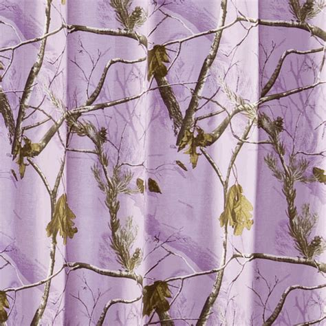 realtree camo shower curtain realtree camo bath decor realtree ap lavender camo shower
