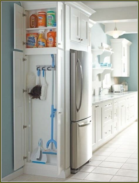 broom closet cabinet ikea storage a home cleaner organizer plus home cleaning