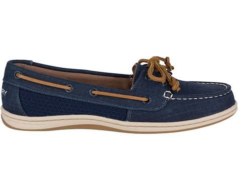 sperry firefish boat shoe sperry women s firefish scratch linen boat shoes