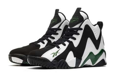 shawn kemp basketball shoes reebok classics shawn kemp 2013 kamikaze ii mid white