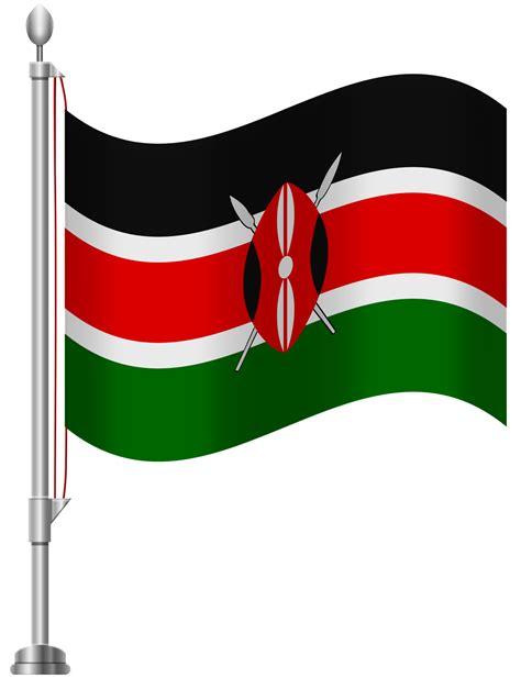 clipart png kenya flag png clip