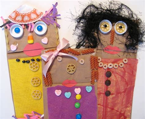How To Make Paper Bag Puppets - paper bag puppet www imgkid the image kid
