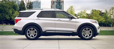 ford explorer suv redesigned
