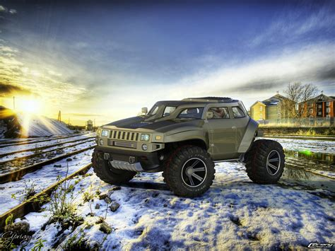 Hb Levita hummer hb concept by cipriany tuners and models