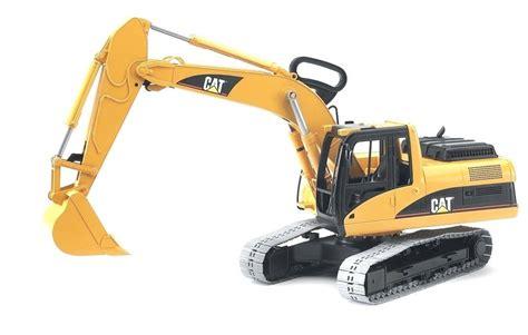 bruder excavator bruder toys caterpillar excavator construction work