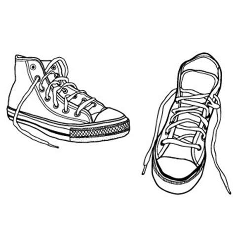 imagenes de unas zapatillas para dibujar dibujos de zapatillas deportivas dibujos