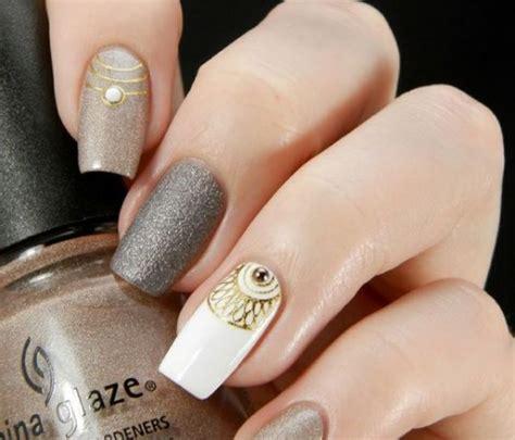 imagenes de uñas pintadas acrilicas u 241 as decoradas dise 241 os de u 241 as y decoraciones actuales