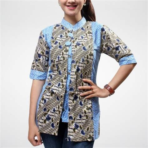 Jual Baju Dress Batik Kerja Natal Kantor Modis Metro Murah Baju Kerja Baju Kerja Modis Baju Kerja Wanita Model