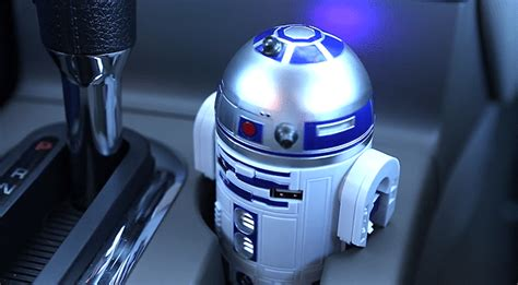 r2d2 car usb charger r2 d2 usb car charger is your travel companion