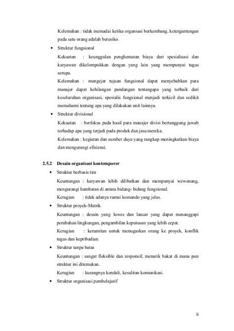 manajemen desain adalah makalah bagan desain organisasi manajemen