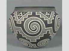 sgraffito pottery - native american   Sgraffito Clay ... B