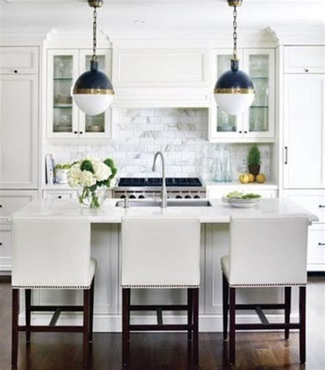 Kitchen Ideas White by 21 Spotless White Traditional Kitchen Designs Godfather