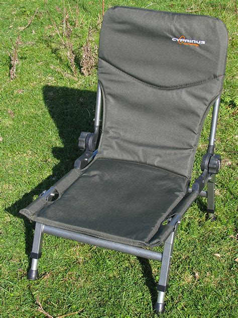 Lightweight Fishing Chairs Uk by Cyprinus Stalk Lite Folding Adjustable Lightweight Fishing Chair Rrp 163 60 Ebay