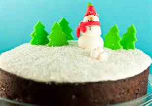 chocolate christmas cake delicious everyday