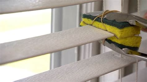 how to clean curtain blinds tip for cleaning blind slats today s homeowner
