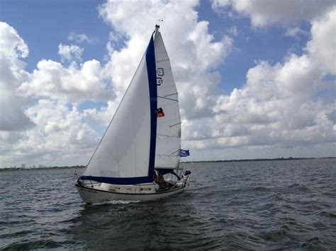 1976 cape dory cape dory 25 sailboat for sale in louisiana - Dory Sailboat