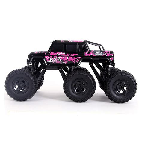 Rc Offroad Bigfoot Climber 4wd Rock Crawler 2 4 Ghz Biru aliexpress buy rw remote 6wd 1 12 rc rock