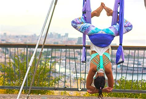 yoga swing reviews product review yogabody naturals yoga trapeze