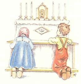 aiuto gesu a portare la croce preghiere per i bambini