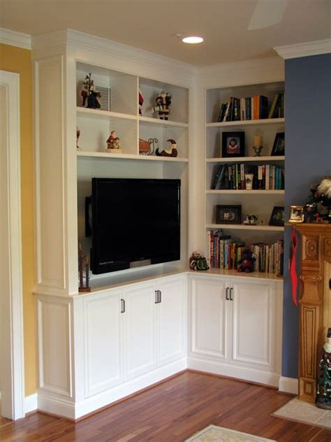 built in corner cabinet 23 best images about mounted tv on wall mount