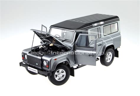 century land rover 1 18 land rover defender 110 launched by century