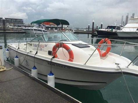 fishing boat for sale singapore 24 foot walkaround fishing boat for sale boats in
